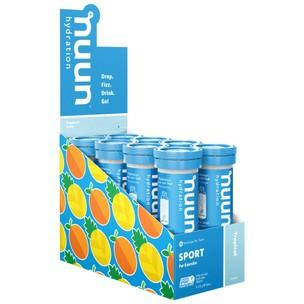 Nuun Sport Electrolyte Hydration Box Of 8 X 10 Tablets