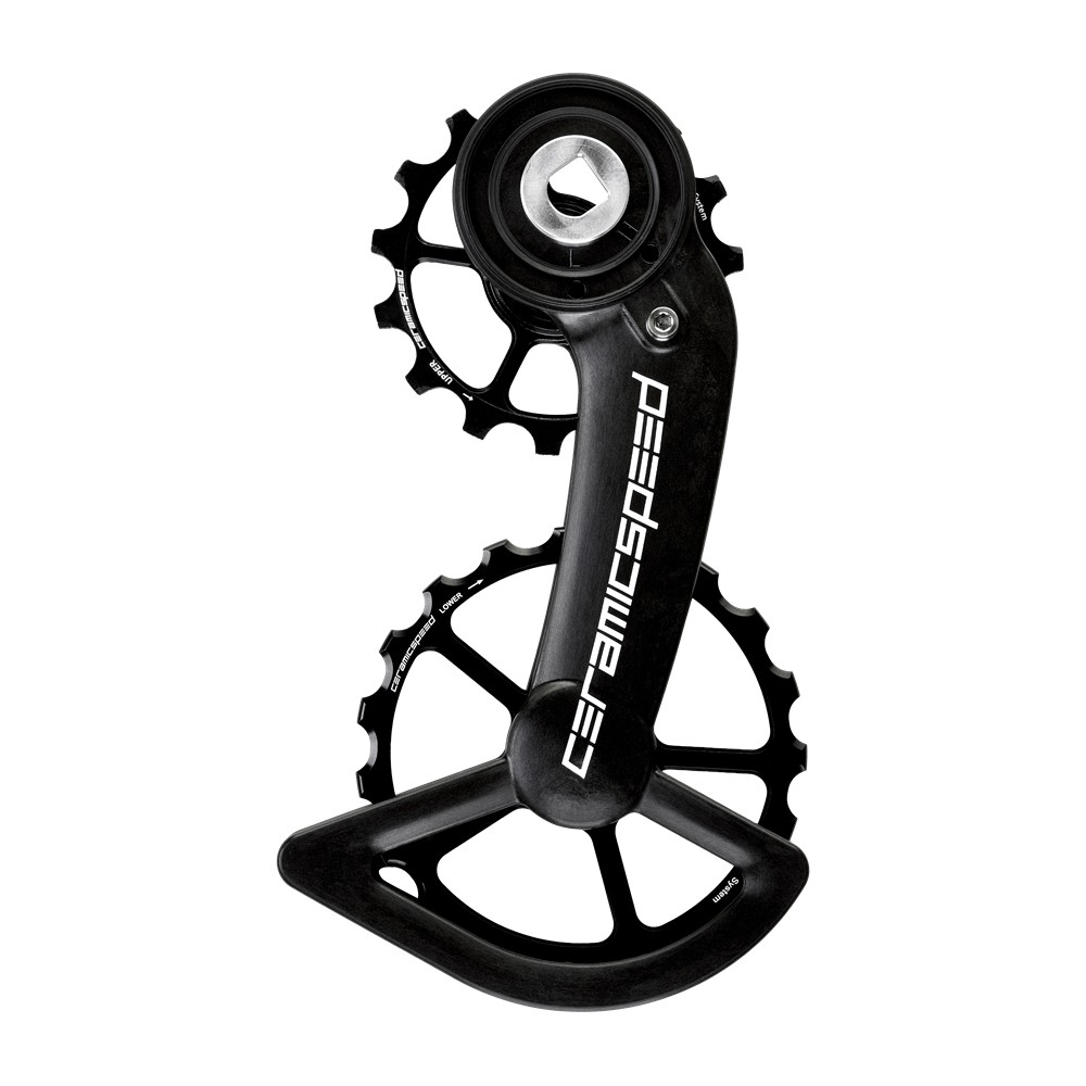 CeramicSpeed Coated  SRAM AXS Oversized Pulley Wheel System