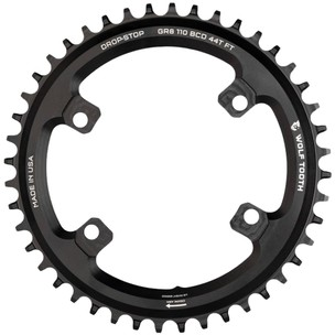 Wolf Tooth Components 110 BCD 4-Bolt Chainring For Shimano GRX