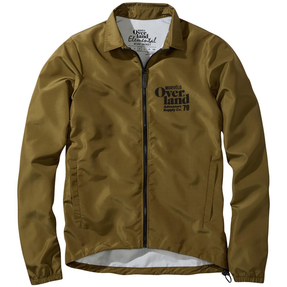 Morvelo Overland Elemental Wind Jacket
