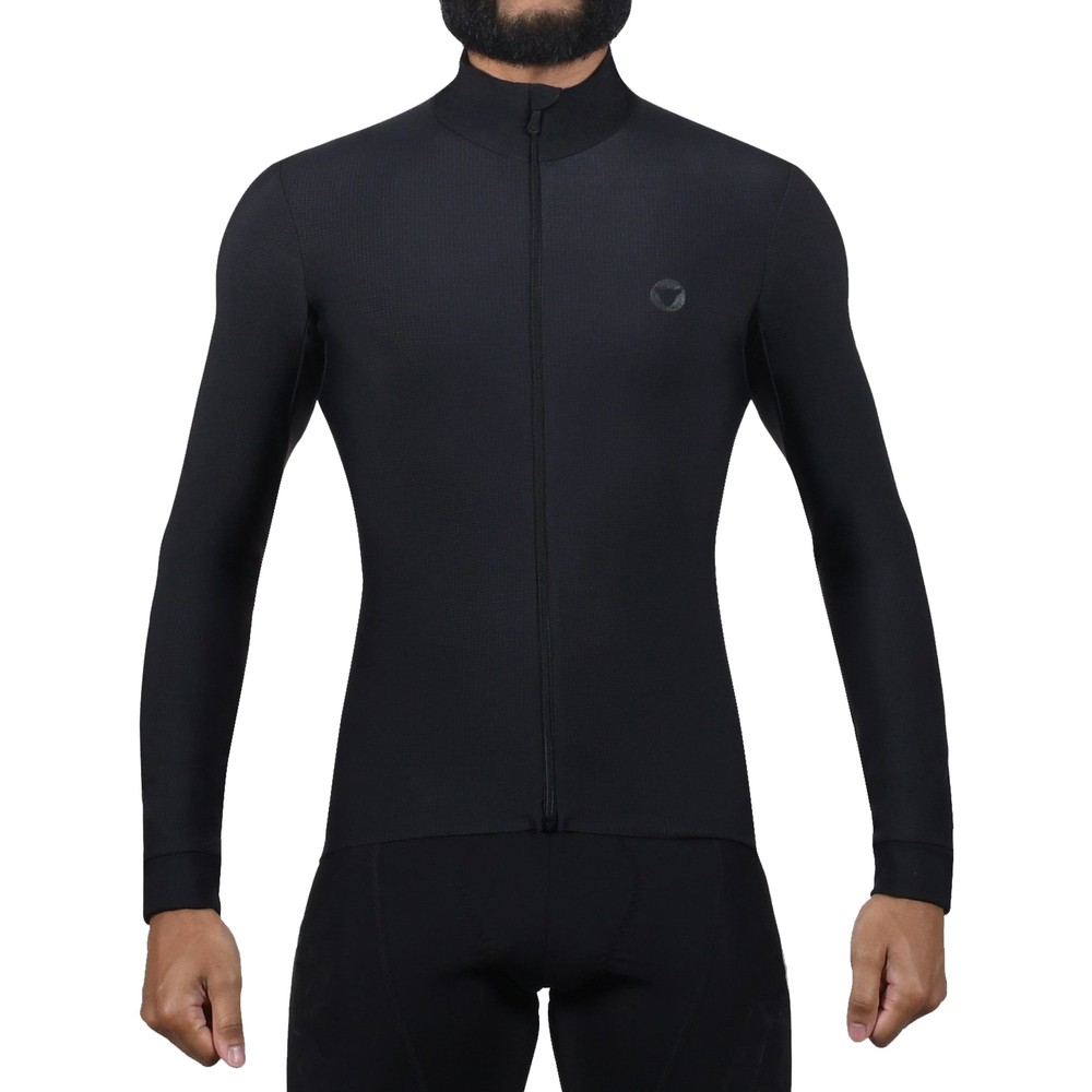 Black Sheep Cycling Elements Thermal Long Sleeve Jersey