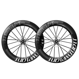 Lightweight Fernweg EVO 85mm Tubeless Disc Brake Wheelset