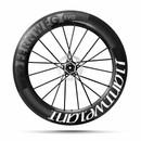 Lightweight Fernweg EVO 85mm Tubeless Disc Brake Wheelset