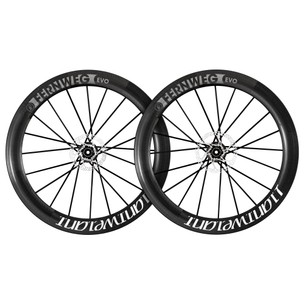 Lightweight Fernweg EVO 63mm Tubeless Disc Brake Wheelset