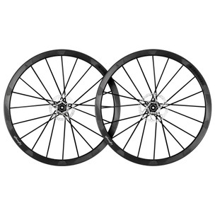 Lightweight Wegweiser EVO Tubeless Disc Brake Wheelset