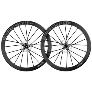 Lightweight Meilenstein EVO Tubeless Disc Brake Wheelset