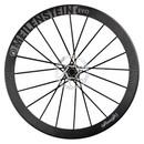 Lightweight Meilenstein EVO Tubeless Disc Brake Wheelset