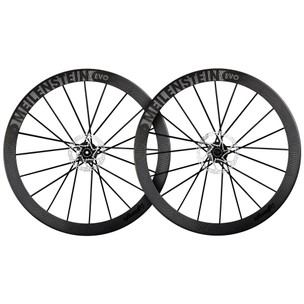 Lightweight Meilenstein EVO Schwarz Edition Tubeless Disc Brake Wheelset