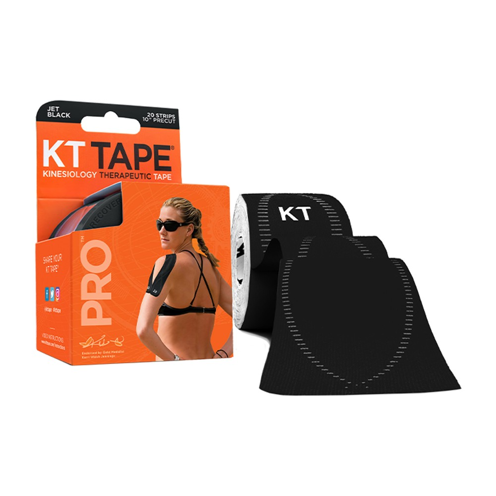 KT Tape Synthetic Pro Precut 25cm Tape