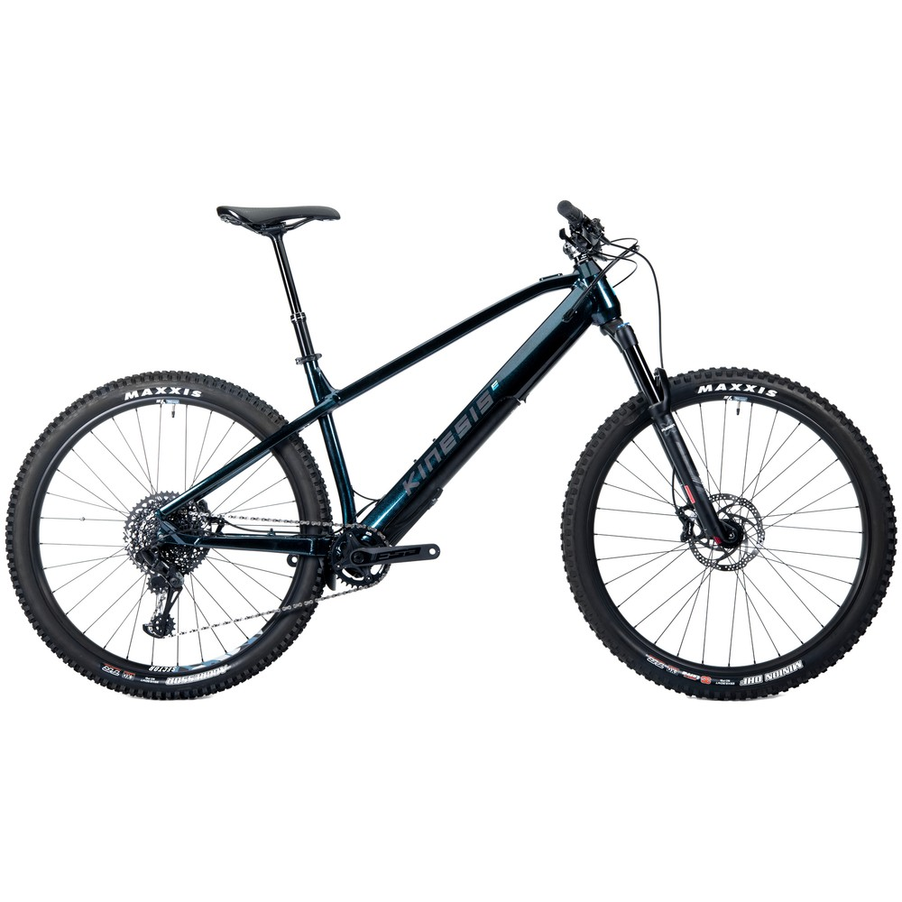 Kinesis Rise GX Eagle E-TRAIL Hardtail Electric Mountain Bike 2020