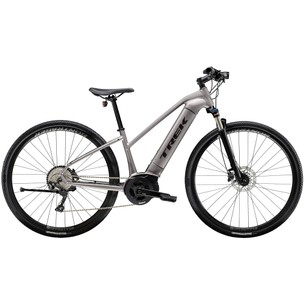 Trek Dual Sport+ Electric Disc Womens Hybrid Bike 2020