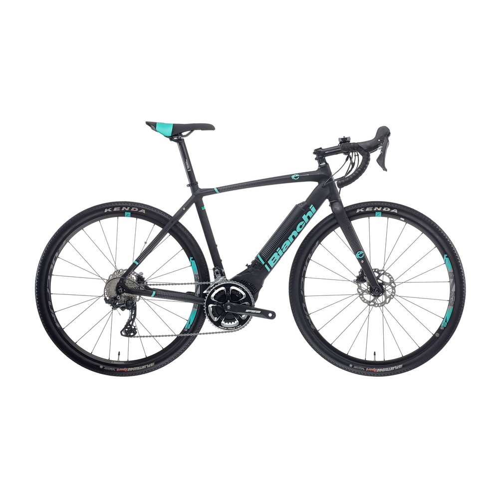 Bianchi Impulso E-Allroad GRX 600 Disc Electric Road Bike 2020