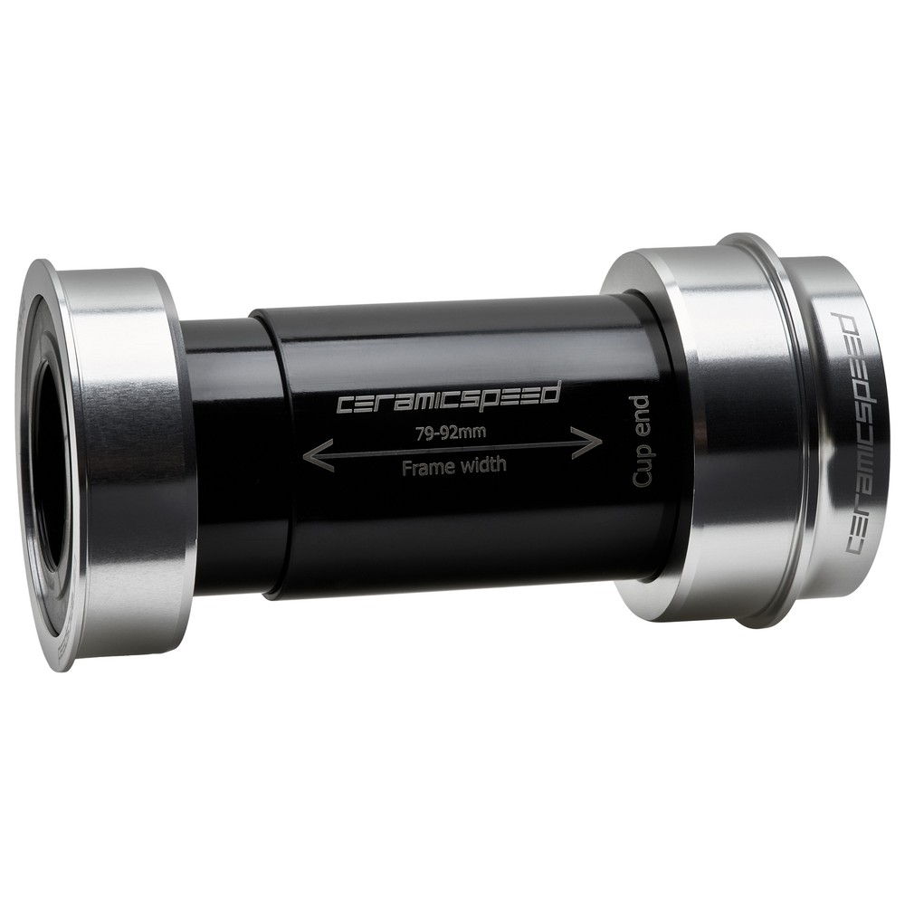 CeramicSpeed BBright SRAM GXP Coated Bottom Bracket - Silver Ltd Edition
