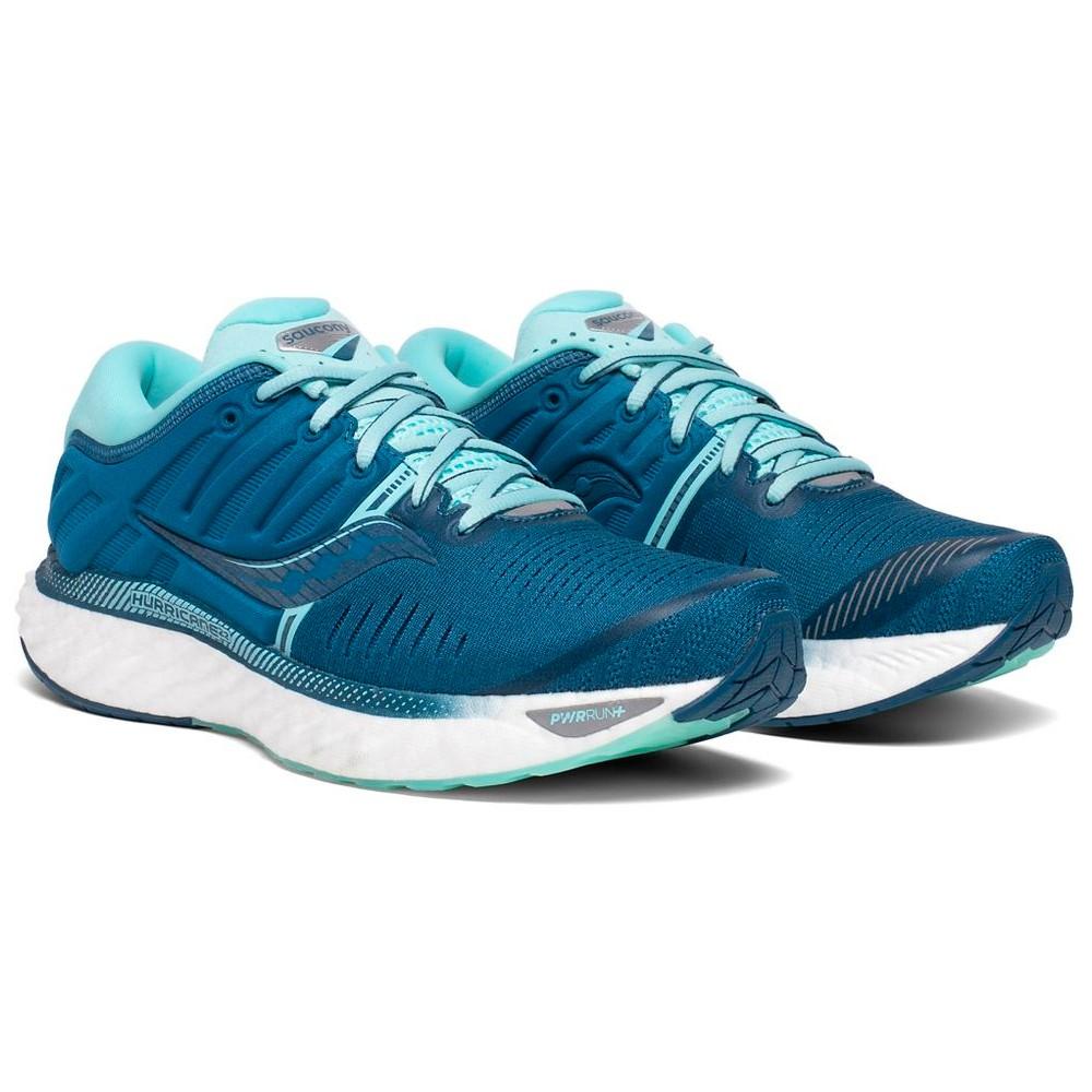 Saucony Hurricane 22 Womens Running Shoes