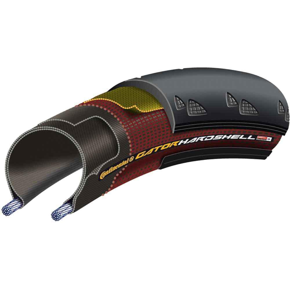 Continental Gator Hardshell Duraskin Folding Clincher Tyre
