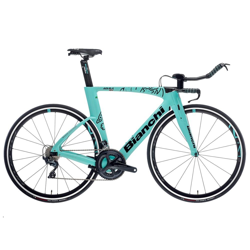 Bianchi Aquila CV Ultegra TT/Triathlon Bike 2020