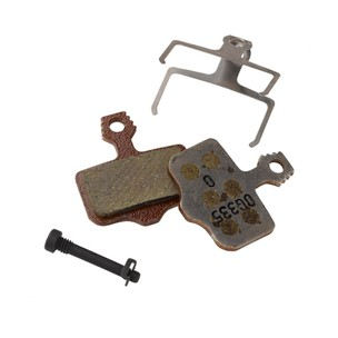Avid Force AXS Disc Brake Pads - Organic/Aluminium