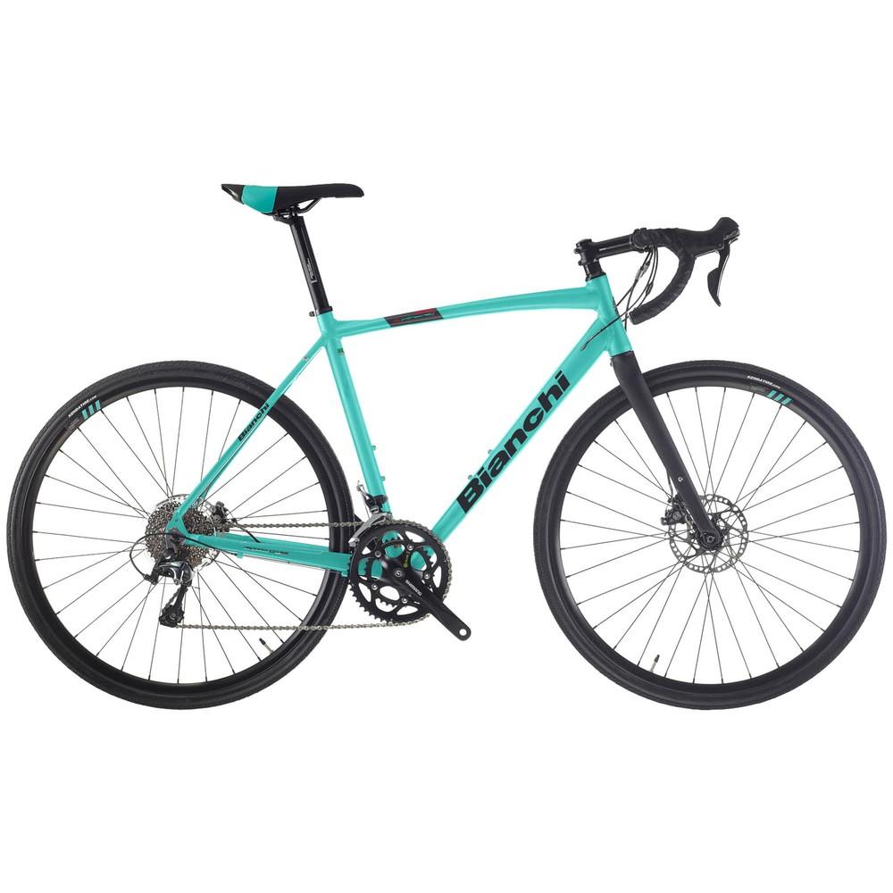 Bianchi Via Nirone 7 Allroad GRX 400 Disc Gravel Road Bike 2020
