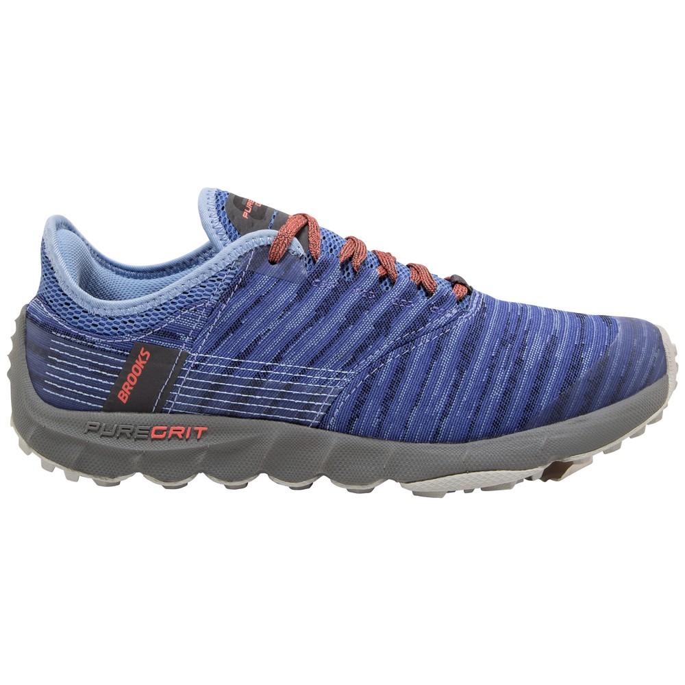 Brooks PureGrit 8 Womens Running Shoes