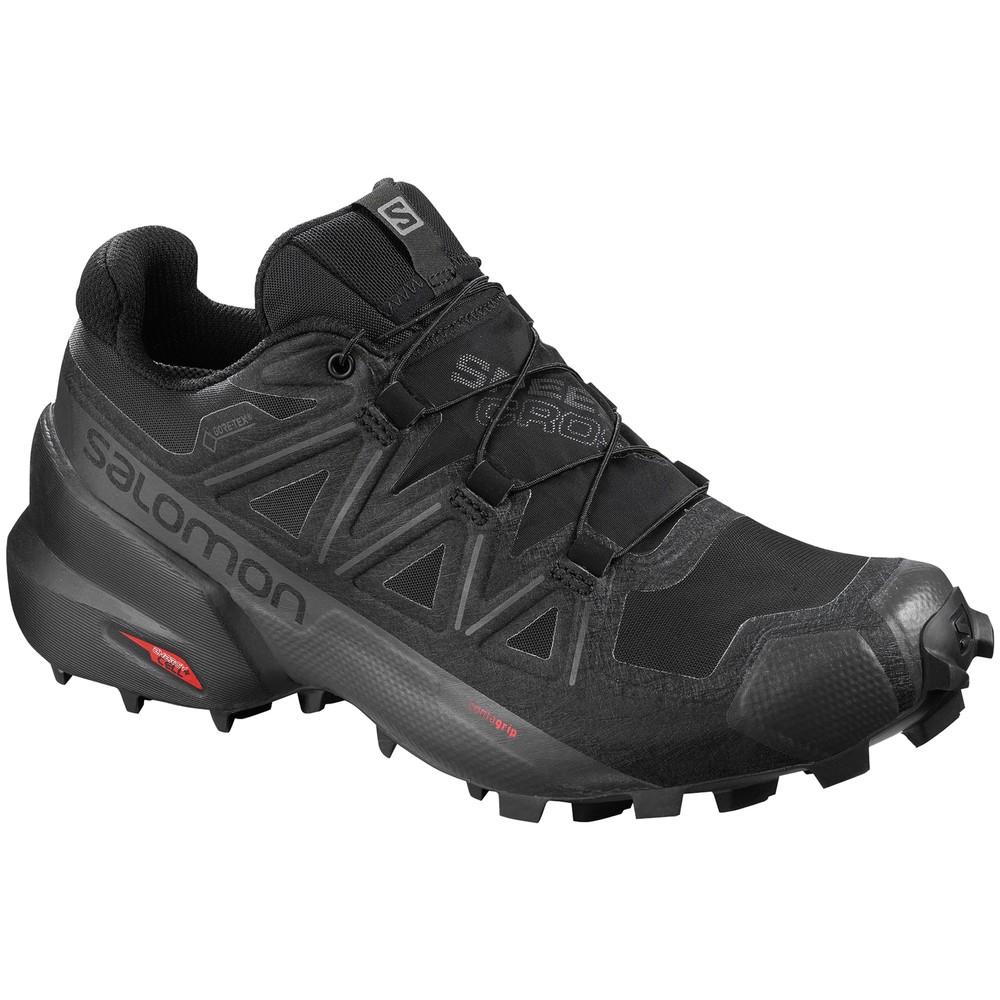 Salomon Speedcross 5 GTX Womens Trail Running Shoes