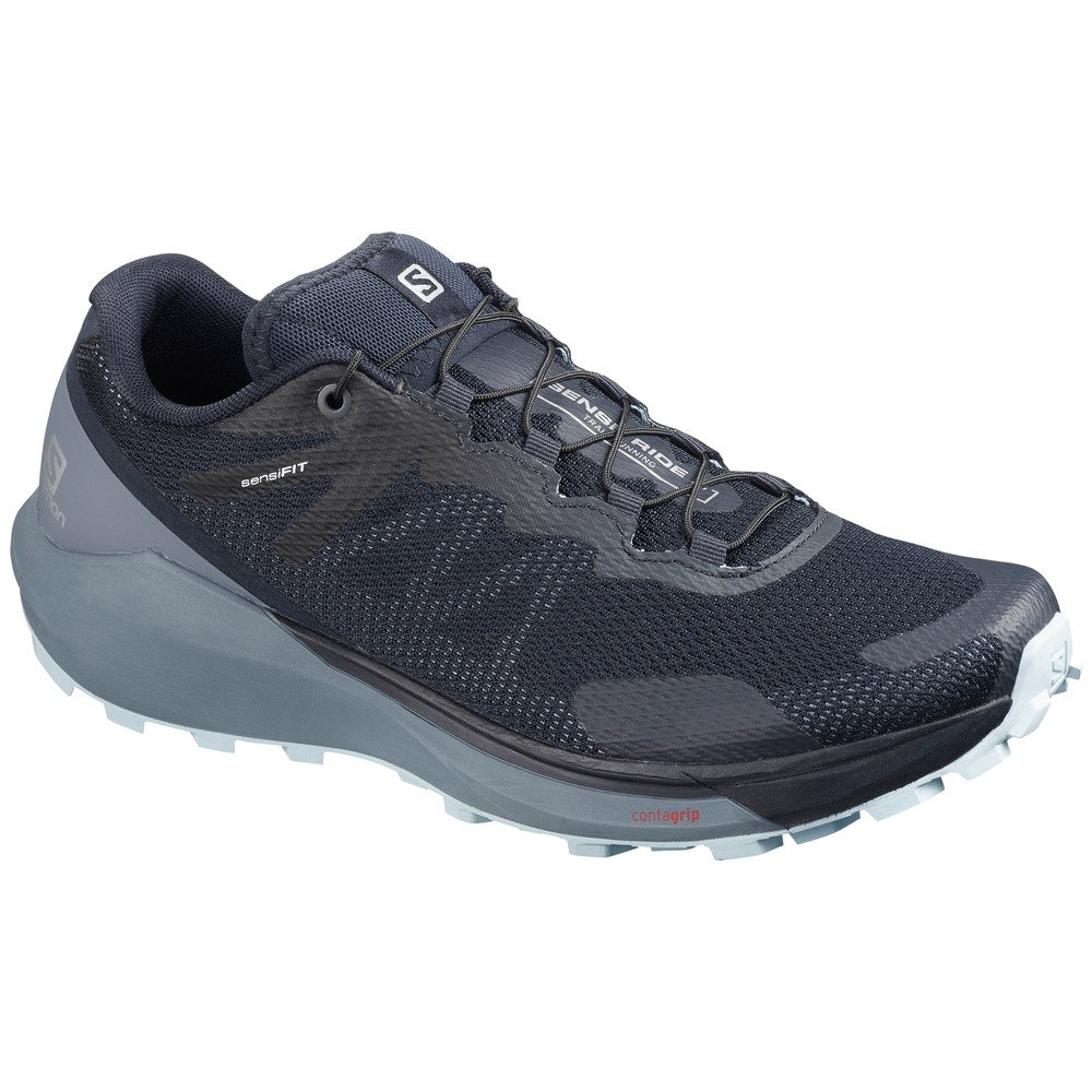 Salomon Sense Ride 3 Womens Trail Running Shoes
