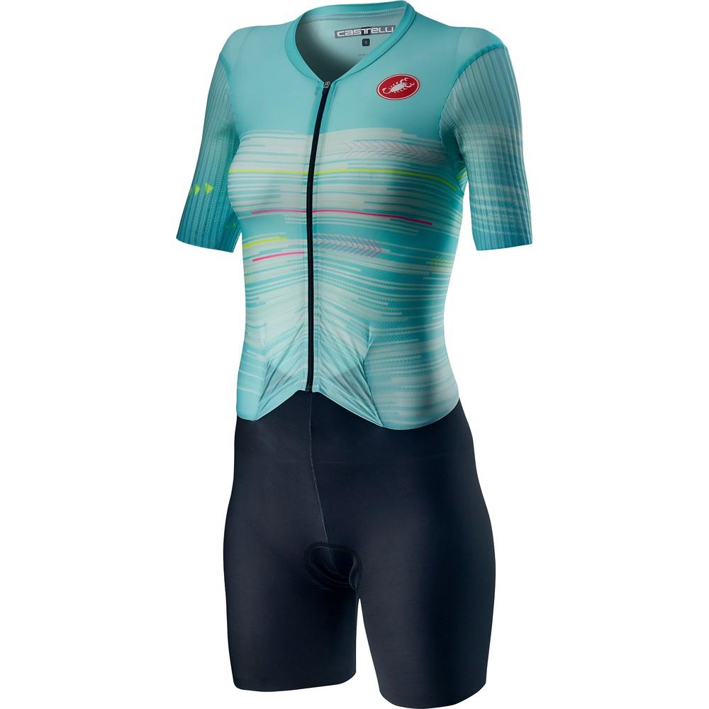 Castelli PR Speed Womens Short Sleeve Trisuit