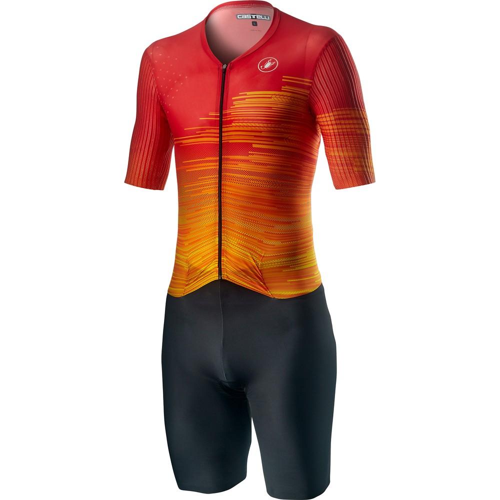 Castelli PR Speed Short Sleeve Trisuit