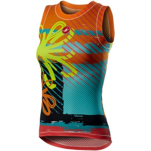 Castelli Pro Mesh Womens Sleeveless Base Layer