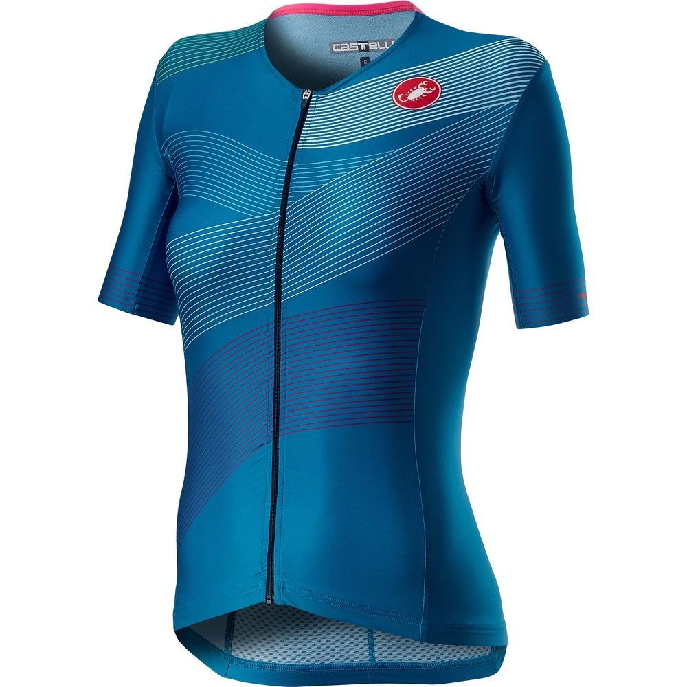Castelli Free Speed 2 Womens Short Sleeve Race Jersey