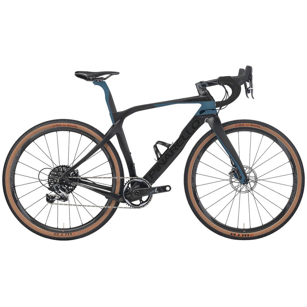 Pinarello Grevil+ Force 12-Speed Disc 650b Gravel Road Bike 2020