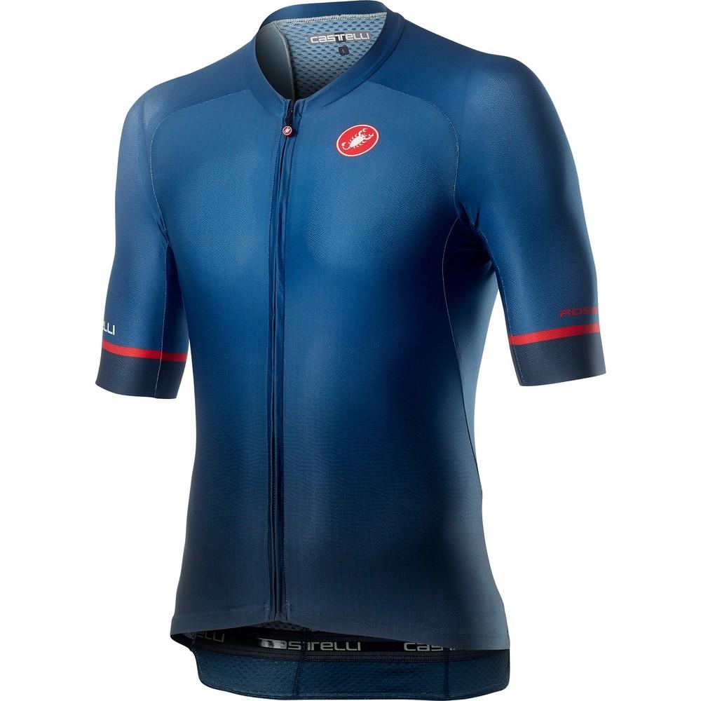 Castelli Aero Race 6.0 Short Sleeve Jersey