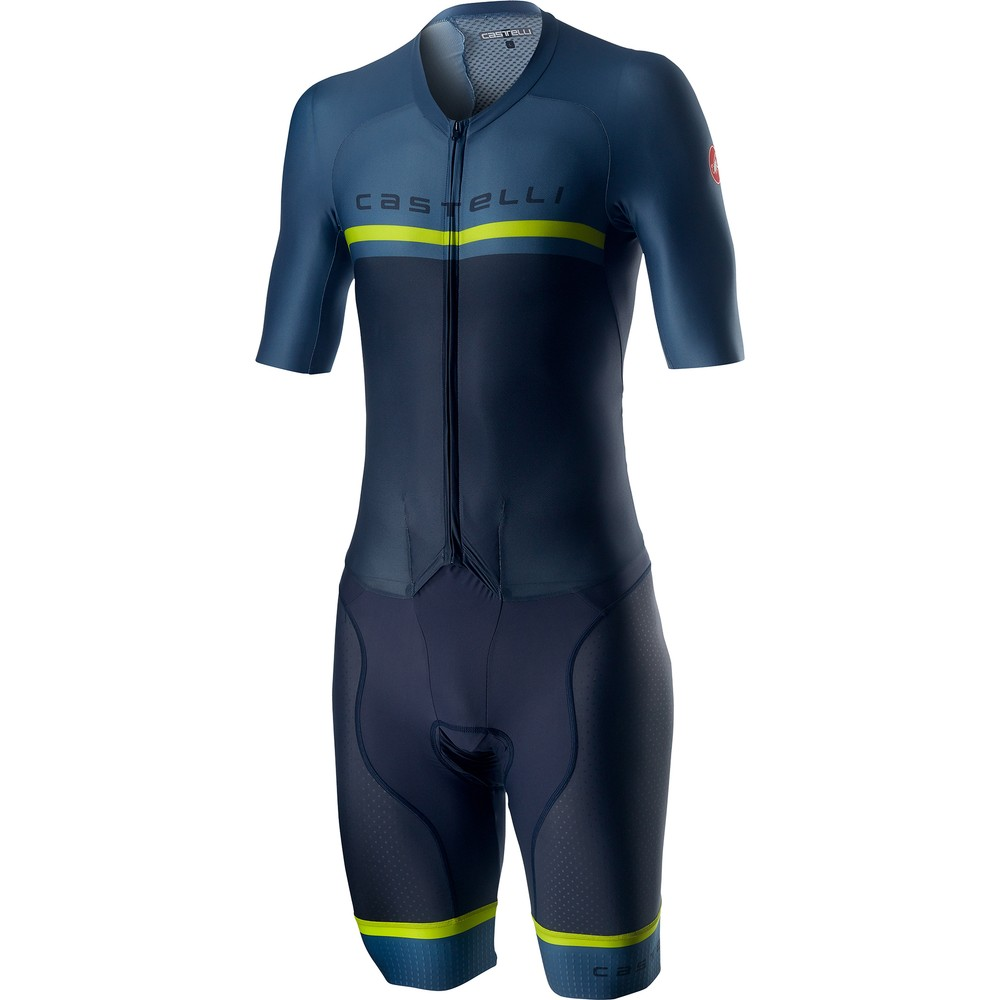 Castelli Sanremo 4.0 Short Sleeve Speed Suit