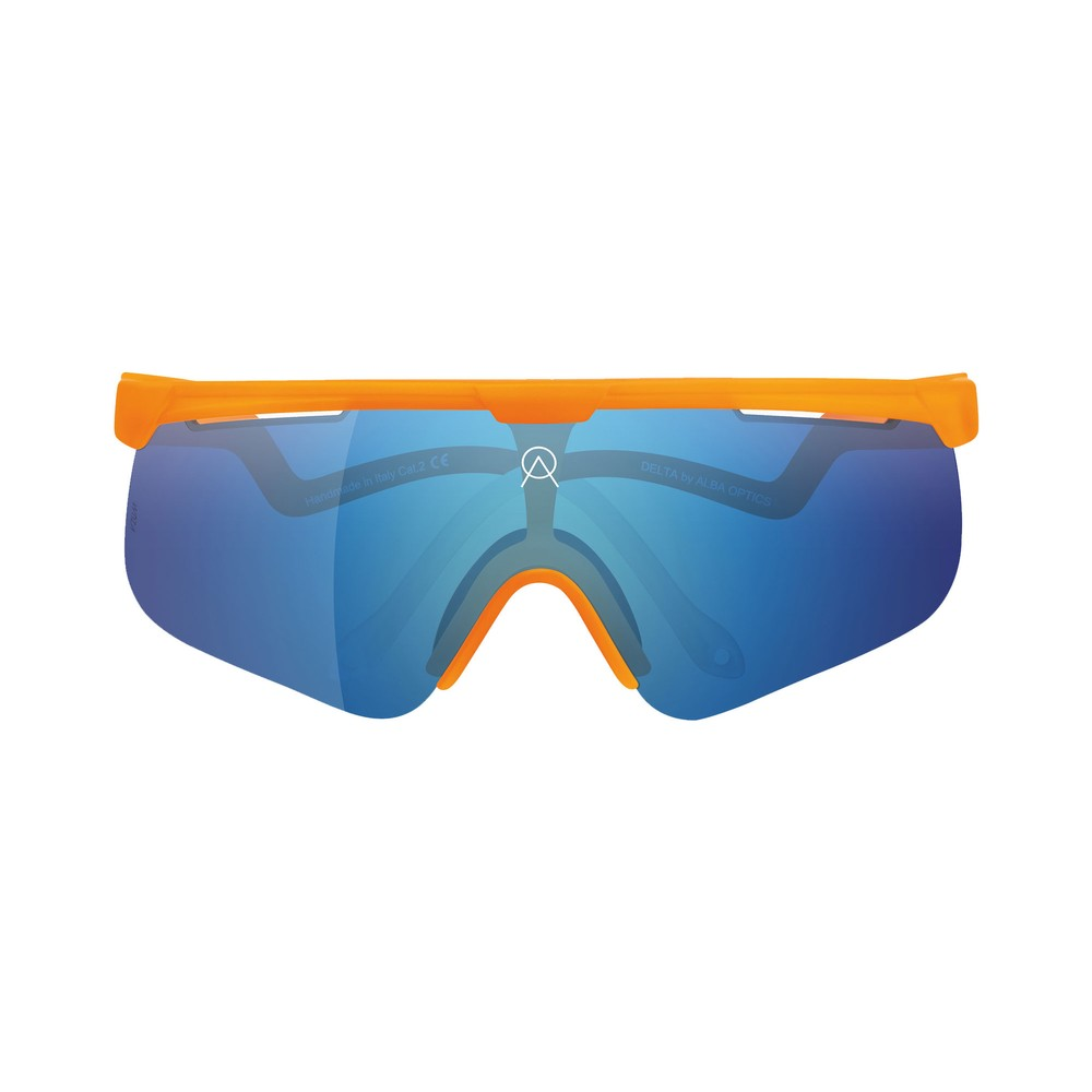 Alba Optics Delta Candy Sunglasses With VZUM ML Cielo Lens