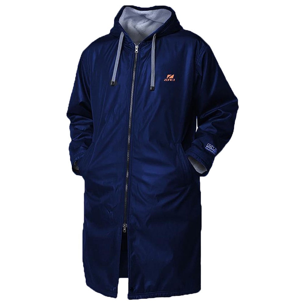 Zone3 Polar Fleece Parka Robe Jacket