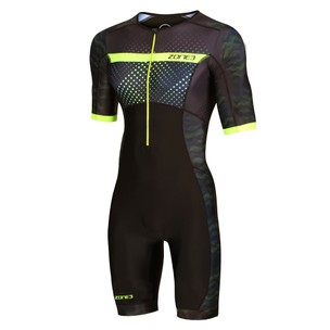 Zone3 Activate Plus Revolution Short Sleeve Trisuit