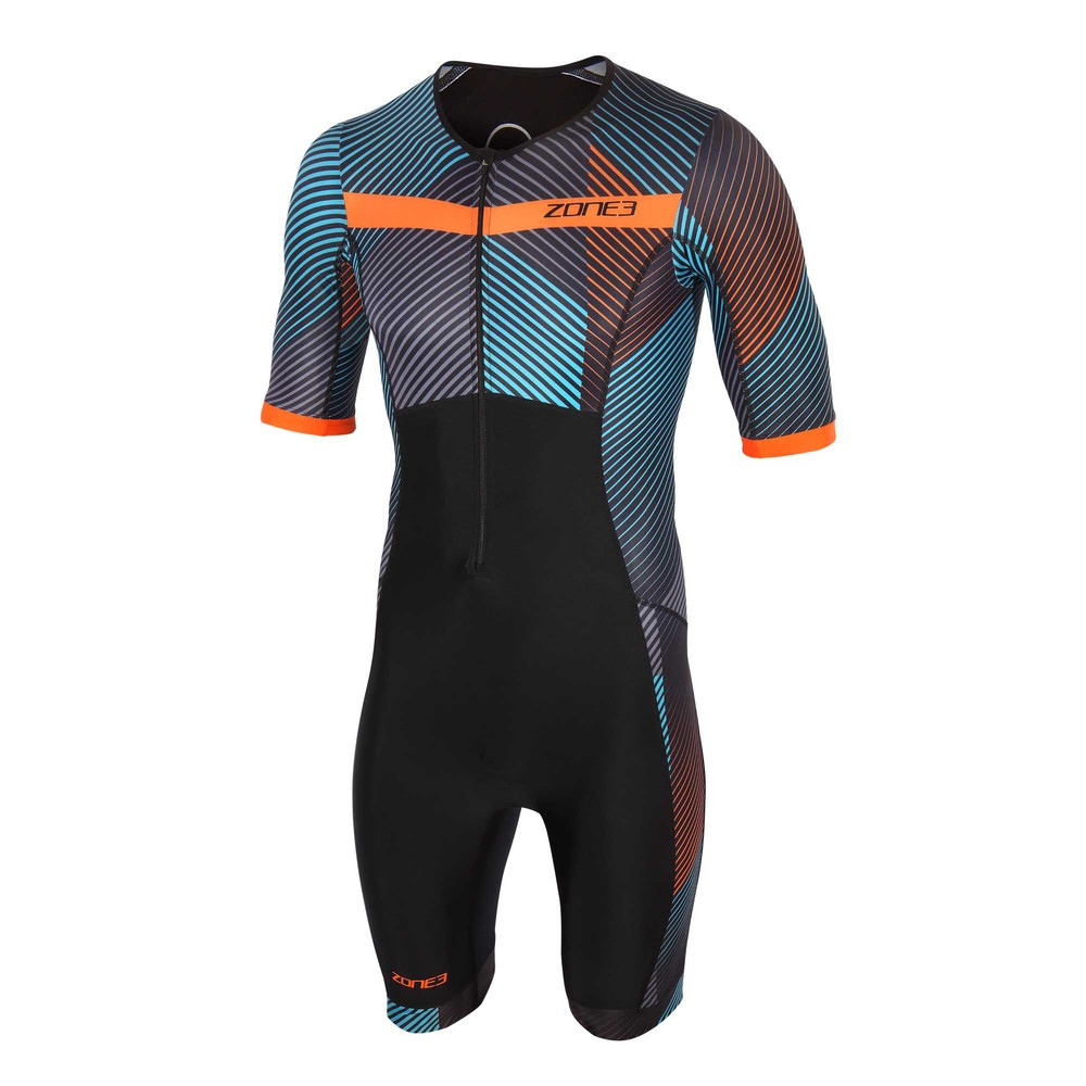 Zone3 Activate Plus Momentum Short Sleeve Trisuit