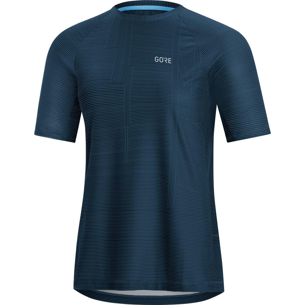 Gore Wear Line Brand Womens Short Sleeve Shirt
