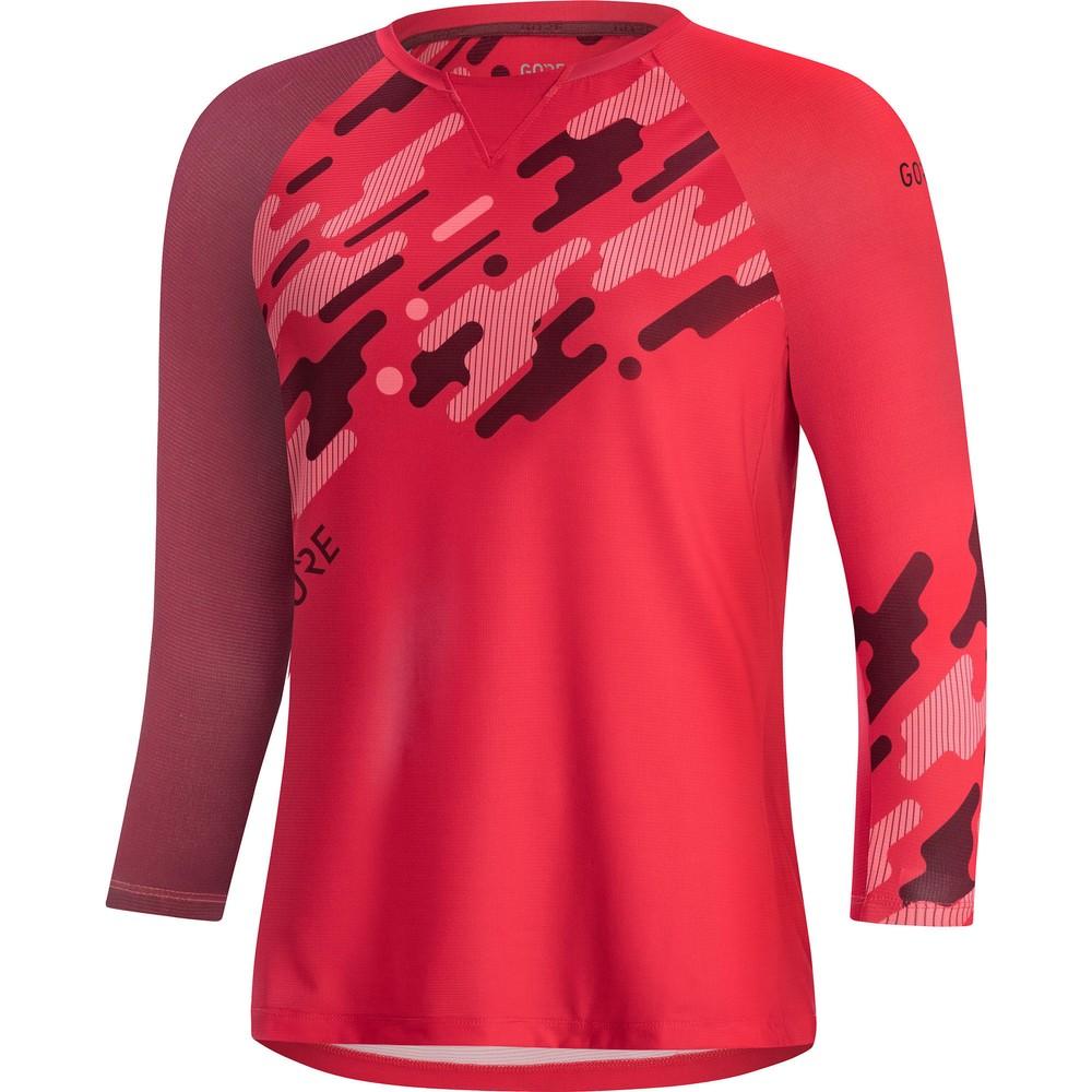 Gore Wear C5 Womens Trail 3/4 Sleeve Jersey