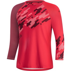 Gore Wear C5 Womens Trail 3/4 Sleeve Jersey