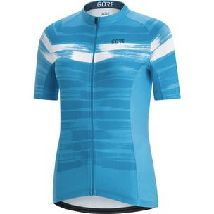 Gore Wear C3 Paint Womens Short Sleeve Jersey