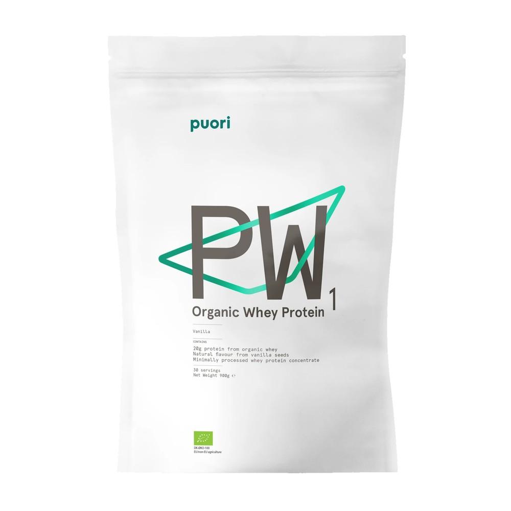 Puori PW1 - Organic Whey Protein 900g