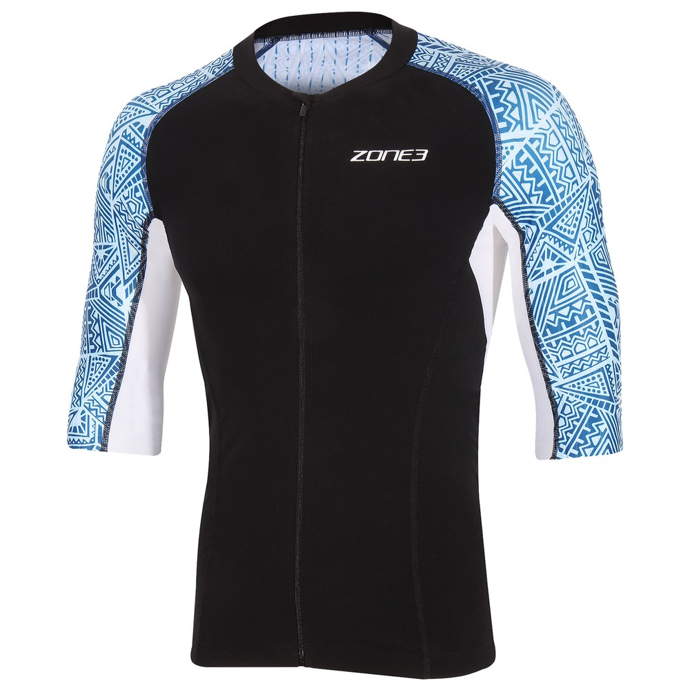 Zone3 Lava Long Distance Short Sleeve Tri Top