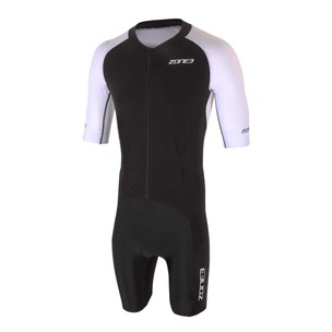 Zone3 Lava Long Distance Short Sleeve Aero Trisuit