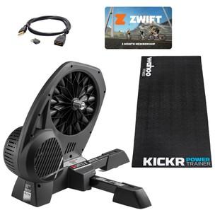 Elite Direto-X OTS Turbo Trainer Zwift Bundle