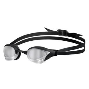 Arena Cobra Core Swipe Silver Mirror Goggles