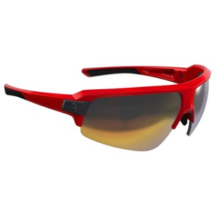 BBB BSG-62 Impulse Sunglasses With Red Lens