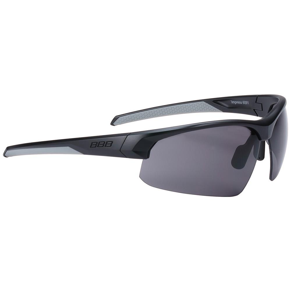 BBB BSG-60D Impress Sunglasses With Smoke Lens