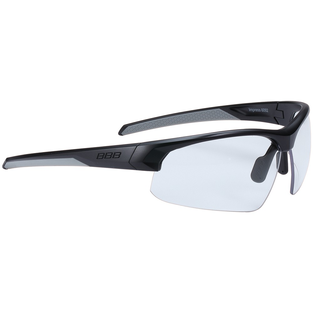 BBB BSG-60D Impress Sunglasses With Clear Lens