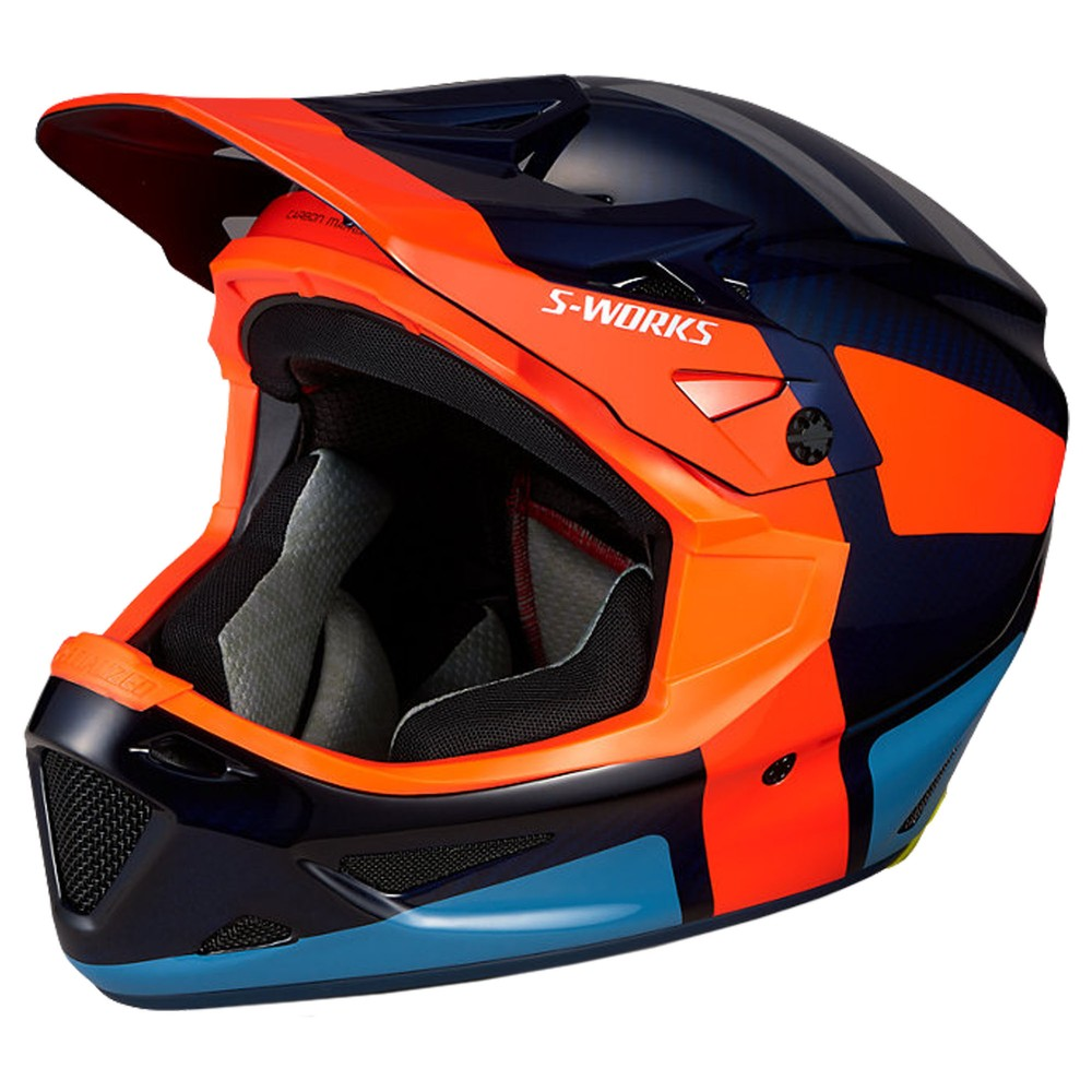 Specialized S-Works Dissident MTB Helmet With ANGI