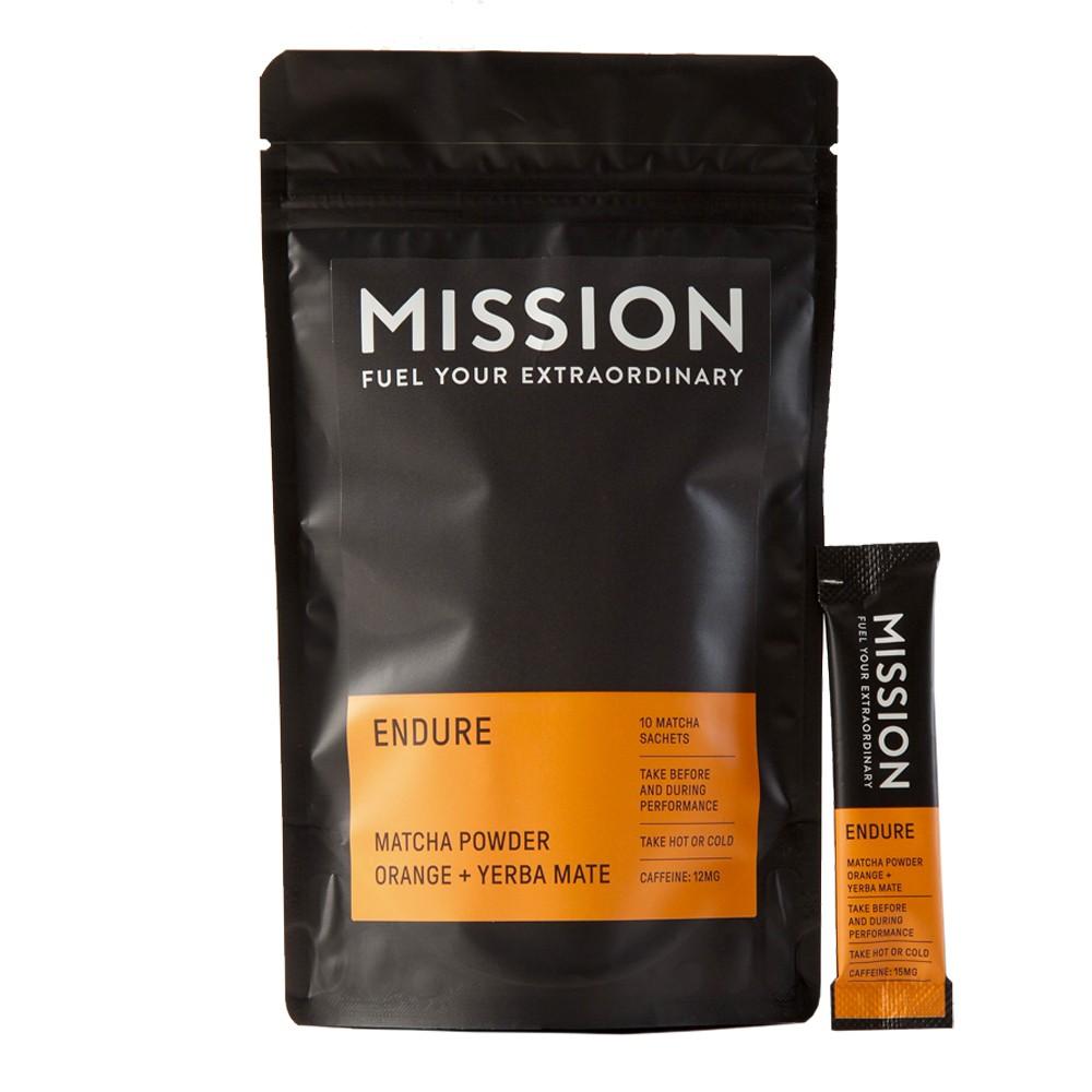 Mission Endure Tea - 10 Matcha Sticks